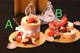 予約スタート!桃の節句限定販売、いちごのロールケーキ!!