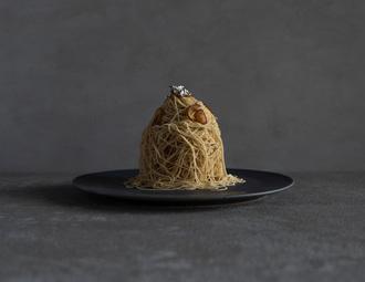 至極のモンブランが食べられる京都和栗専門店「紗織」プロデュースの茶寮オープン